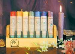 Color Therapy with Candles – Psychic Library ~ Beyond Books